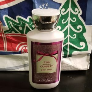 Bath & Body Works Other - Bath and Body Works Lotion Pink Confetti